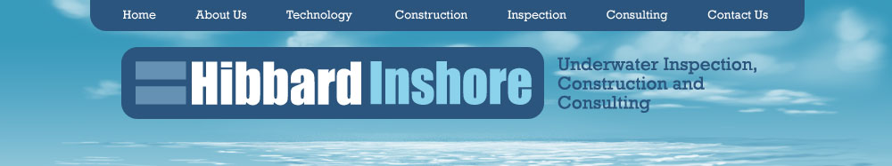 Hibbard Inshore, Underwater Inspection, Construction and Consulting
